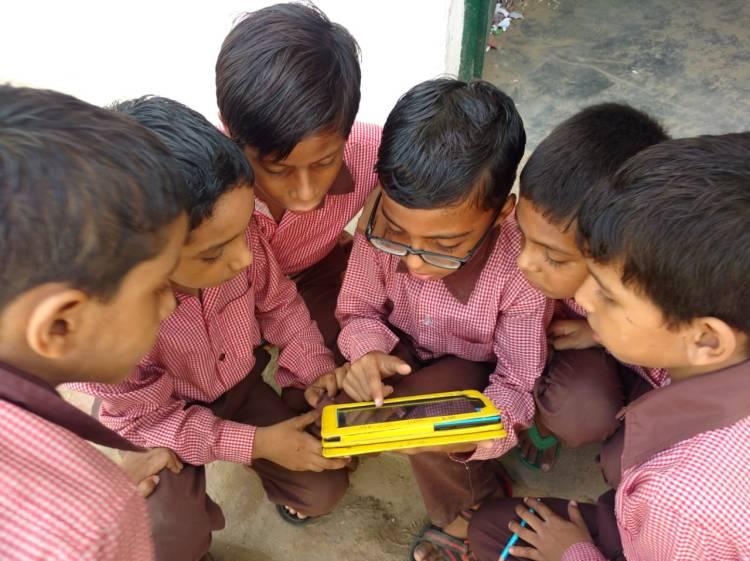 Tab program, Noida