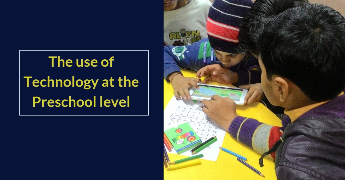 ConveGenius: Use of technology at the preschool level